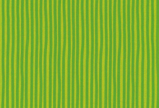 WESTFALENSTOFF * Junge Linie * Grün Streifen